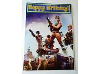 Fortnite Birthday Card Xbox one PS4