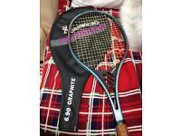 Browning tennis racket