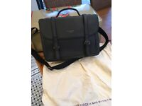 Ted Baker Leather Briefcase /Satchel