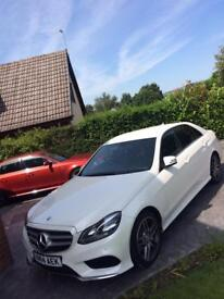 2014 Mercedes-Benz E250 CDI AMG Sport 7G Tronic Automatic Diesel Saloon