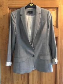 Ladies grey jacket next 12