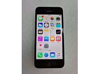 APPLE IPHONE 5C 16GB WHITE UNLOCKED WITH RECEIPT