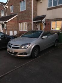 Vauxhall Astra 1.6 twintop low miles