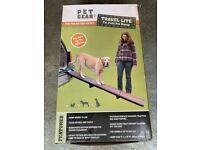 Pet ramp - Tri-Fold Travel Lite