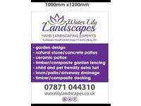 Cardiff landscaper, Waterlily landscapes