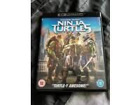 Teenage Ninja Turtles bluray Teenage Ninja Turtles - Out of the Shadows 4k bluray Ultra HD