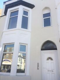BRAND NEW FULLY RENOVATED TO HIGH SPECIFICATION STUDIO FLATS TO RENT IN SOUTH SHORE BLACKPOOL