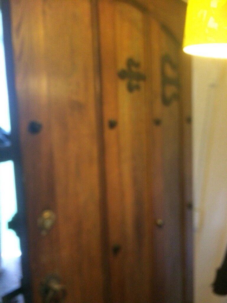Studded Reclaimed Exterior Door Vgc In Guildford Surrey Gumtree