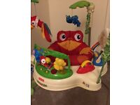 Fisher price baby bouncer jumperoo