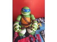 Teenage mutant turtles toy