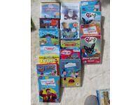 Children's DVD collection