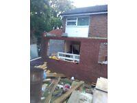 all building work undertaken, extension , plastering, bath & kitchen. free Quote