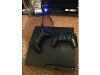PS3 56 games n console