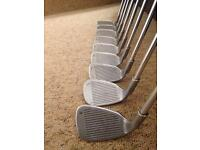 Ping i3 irons 3-pw blue dot over size
