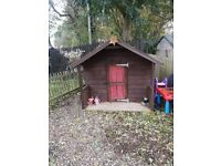 Wendy house/playhouse