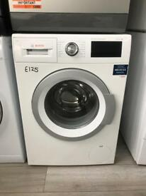 Bosch 8kg i-Dos Washing Machine