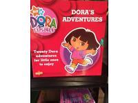 Dora book collection
