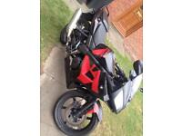 Kymco KR125 Sports I want about £550 or swap