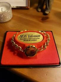 SOS Talisman Bracelet
