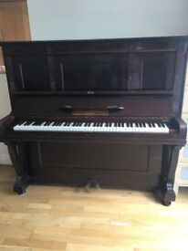 Beautiful Upright style piano