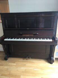 Beautiful Upright style piano