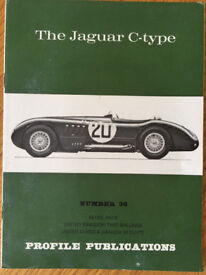 Jaguar memorabilia