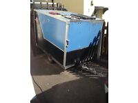 Box trailer good condition, used for disco equipment in the past