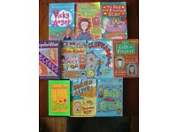 *** Children's book - Jacqueline Wilson girls books age 9 – 11 years***