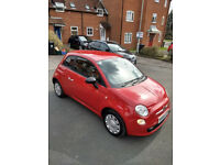 Fiat 500 Pop 1.2 only 15536 miles with fuel saving Start/stop function OVNO