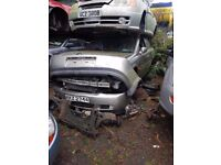 2004 VAUXHALL VECTRA 2.2 PETROL BREAKING FOR PARTS