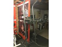 Body max power fitness tower