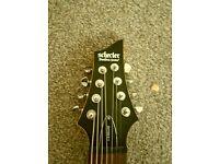 Schecter C-8 Deluxe 8 String