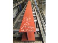 152 X 152 x 23 steel beam / RSJ / lintel 2900mm long in red primer