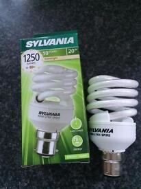 Energy saving light bulbs 10pk