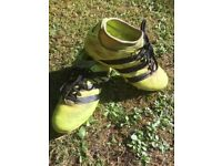 Football boots Adidas Ace size 4