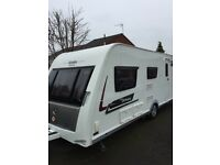 2014 ELDDIS AFFINITY 530 IMMACULATE with MOTOR MOVER, AWNING and WINTER COVER