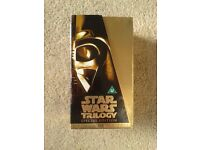 starwars triology special edition vhs