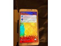 Samsung Galaxy Note 3 White - 32gb