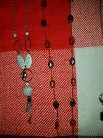 7x Necklaces + 1x Bracelet Set