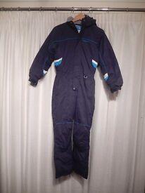 Children's Trespass One piece Ski Suit