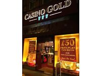 Manager and Supervisor, Full Time and Part Time, Casino Games Centre