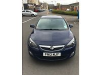 Vauxhall Astra 1.7 diesel, ecoflex, Parrot bluethooth device