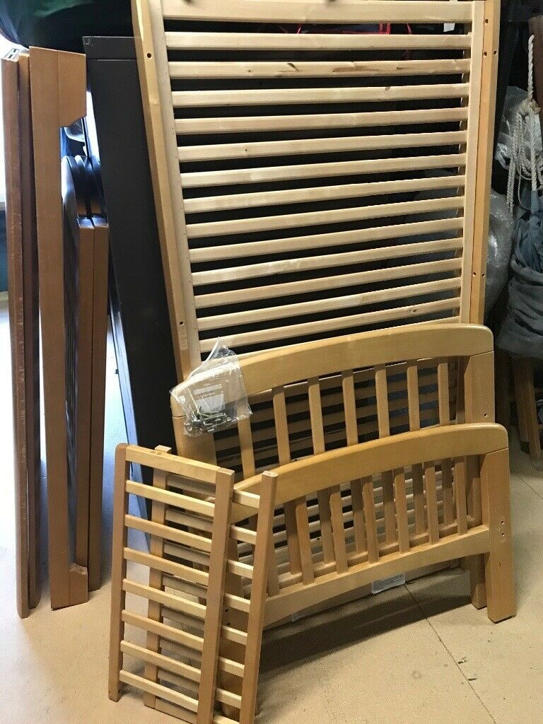 John Lewis pine toddler bed. | in Chester, Cheshire | Gumtree