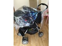 GRACO buggy + Car seat