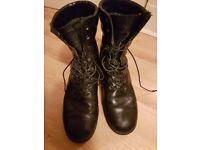 Two Pair of Boots size 8