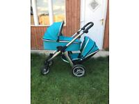 Babystyle Oyster Max Double Buggy