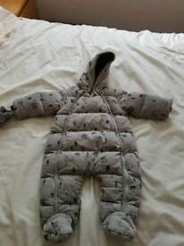 Mamas and Pappas snow suit