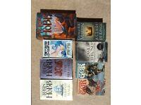 Fantasy Books Novels Job Lot Bundle Game Of Thrones Robin Hobb
