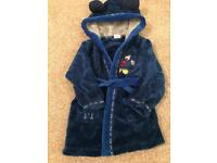12-18 month dressing gown