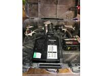 Panasonic cordless drill grinder